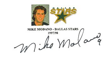 Mike Modano - Dallas Stars